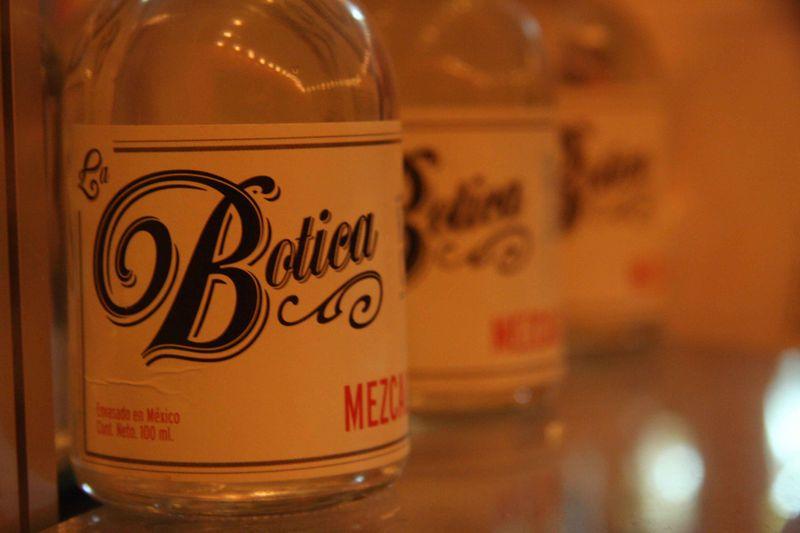 botica small bottles
