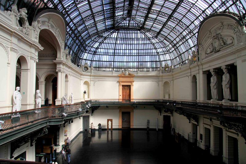 Santiago's Bell Artes Museum