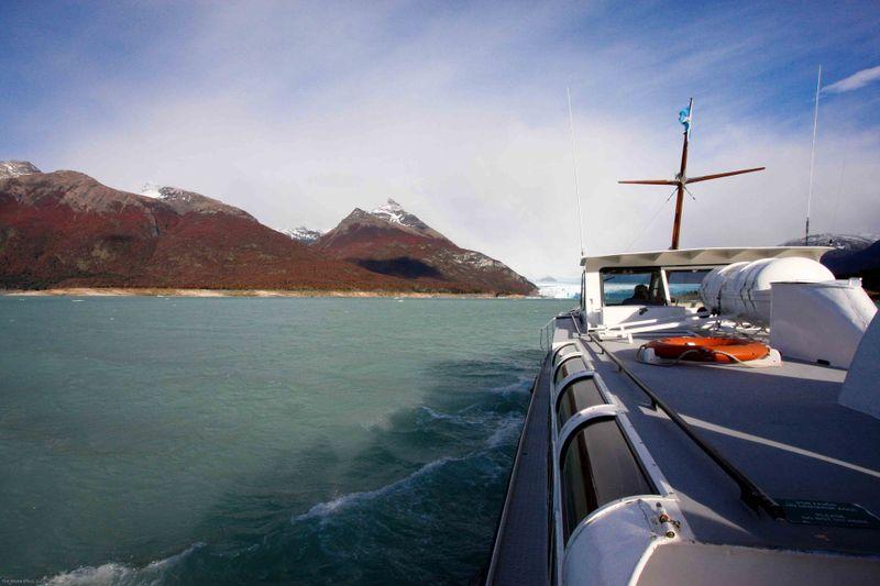 Perito Moreno Glacier boat ride
