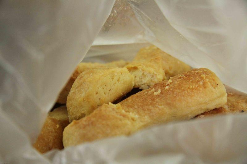 A bag of Bizcochos