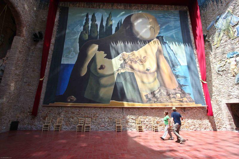 Dali Museum. Figueres, Spain