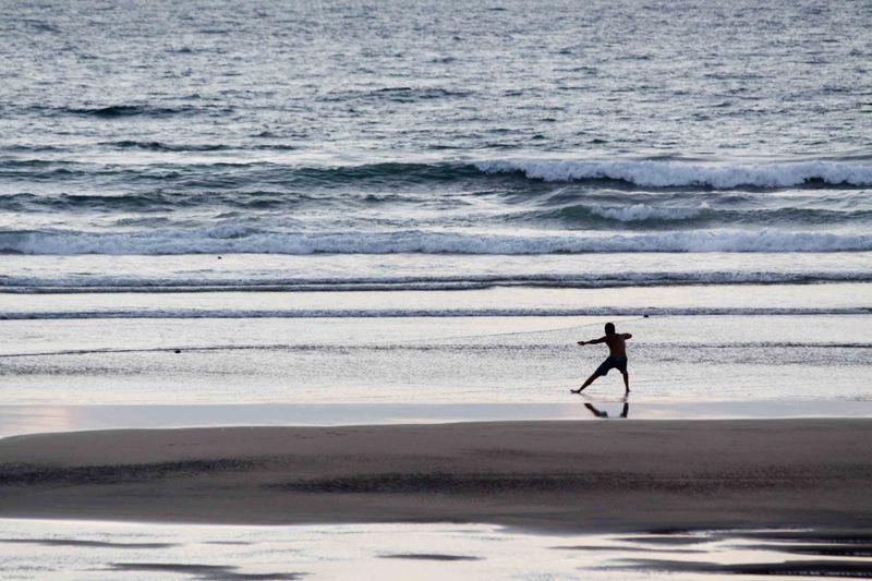 Casablanca -beach training