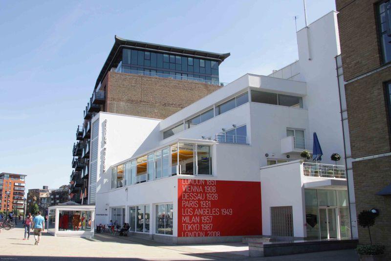 London, England: Design Museum