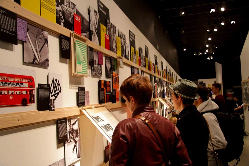 London, England: Design Museum 1st floor