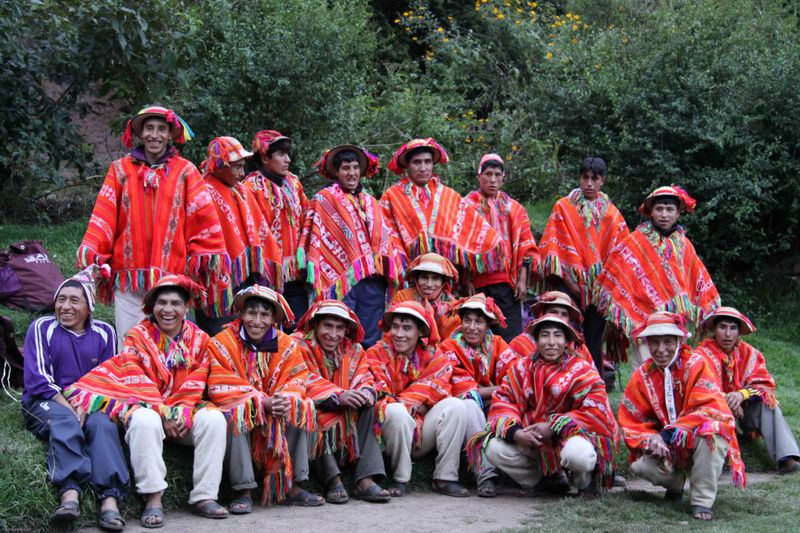 Porters for our group