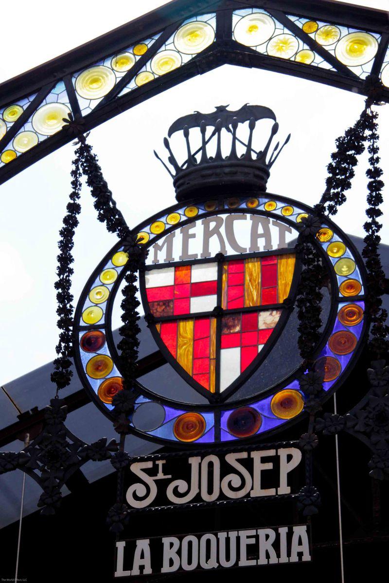 Marcat de St. Josep / La Boqueria  World Effect Blog