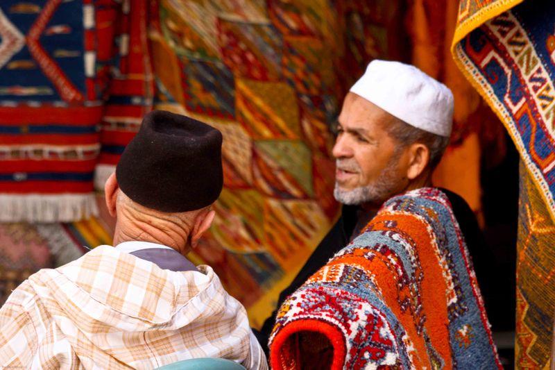 Casablanca Merchants