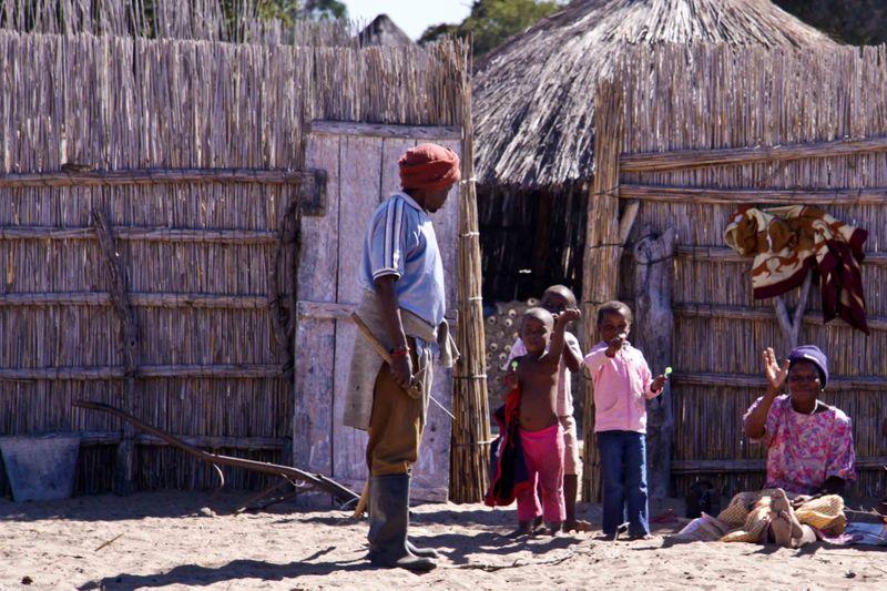 Katimo Mulilo, Botswana - People