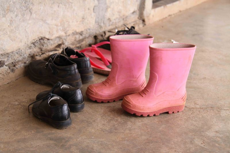 East African Mission Orphanage - Shoes