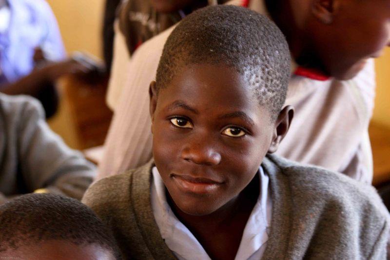 Spitzkoppe, Namibia student