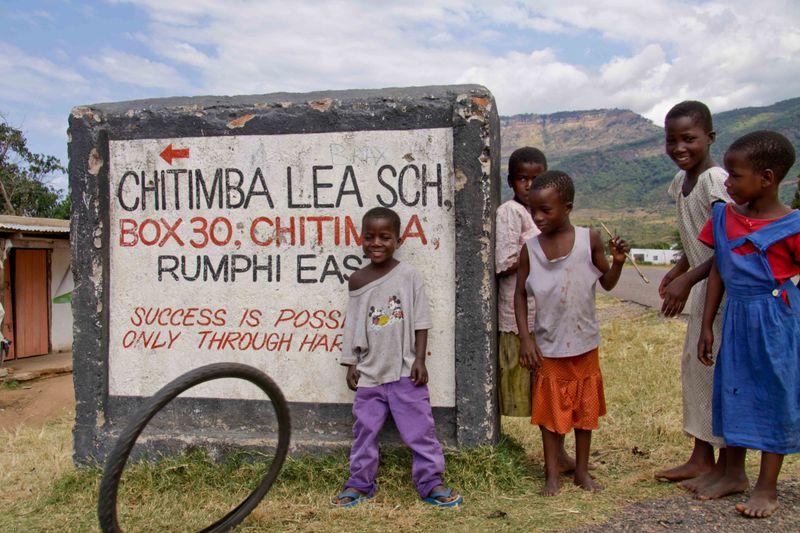 Kids of Chitimba, Malawi