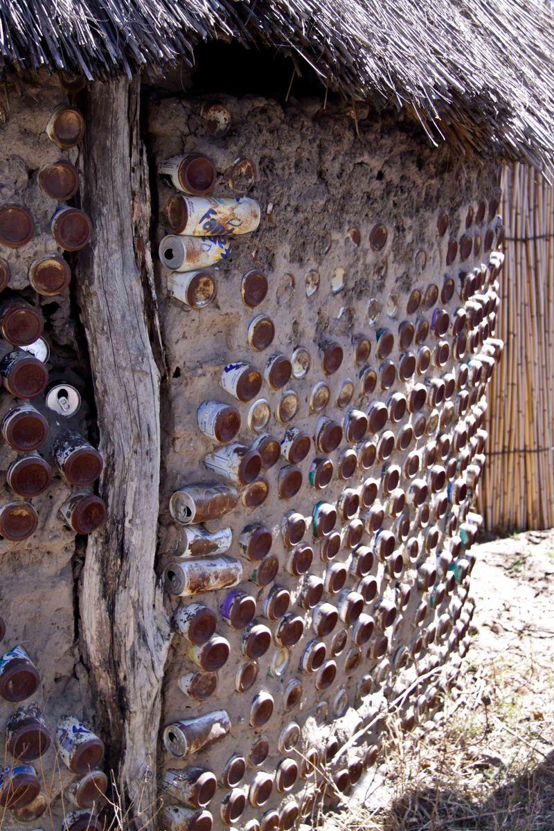 Katimo Mulilo, Botswana - Hut