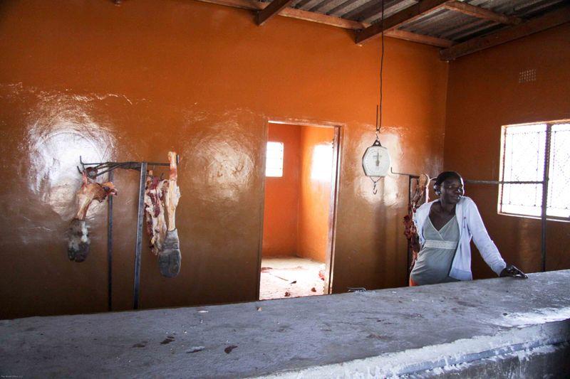 Katimo Mulilo, Botswana - Butcher