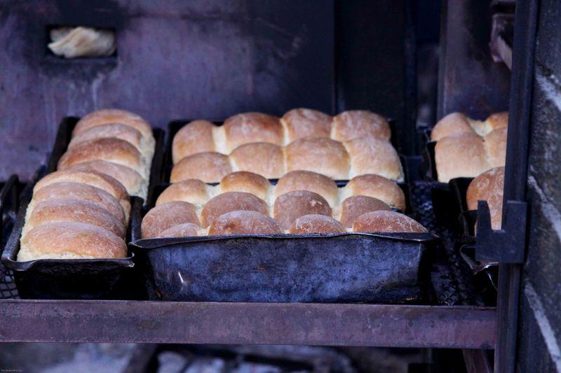 Katimo Mulilo, Botswana - Bread
