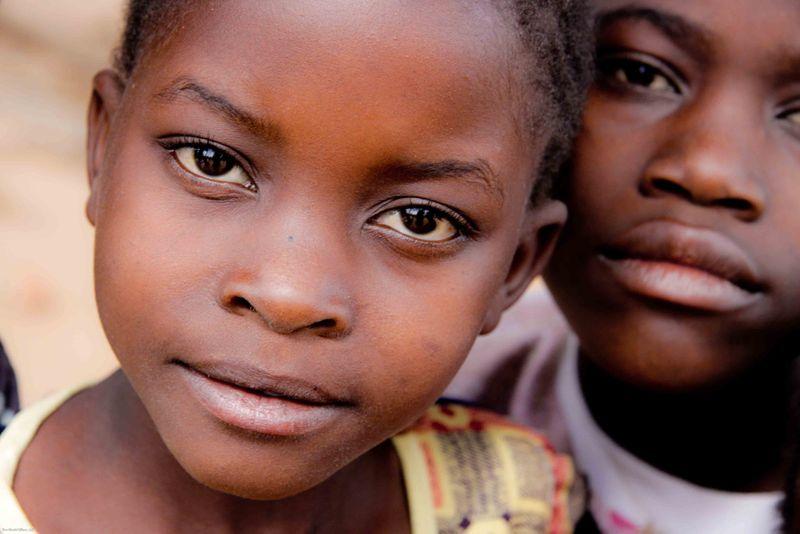 Kande, Malawi - school girl