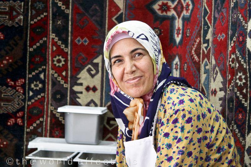 Turkish Woman. Istanbul
