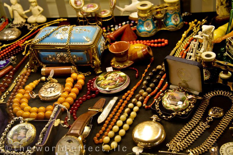 Istanbul, Turkey - Grand Bazaar jewelery