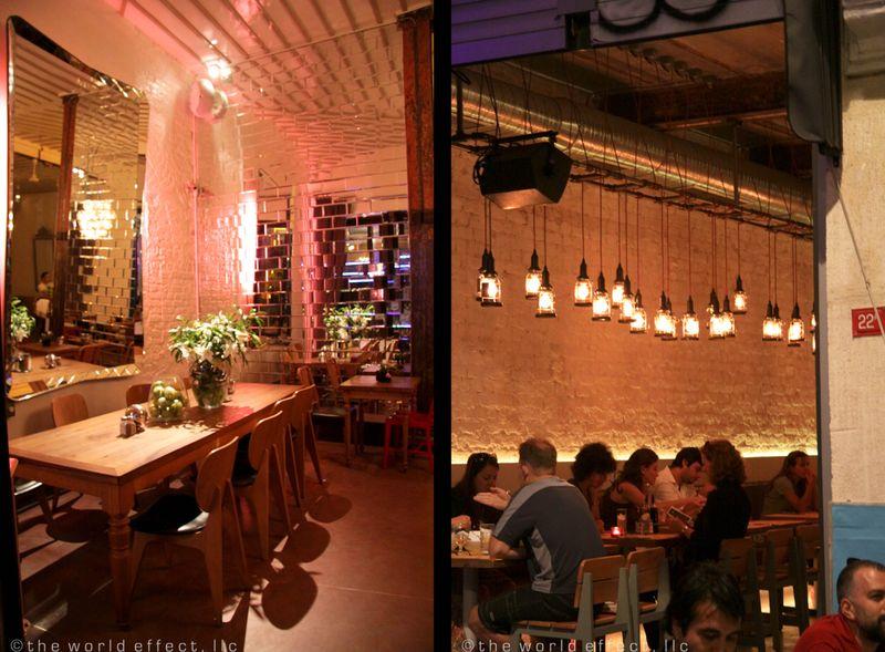 Istanbul, Turkey - Trendy restaurants in Pera