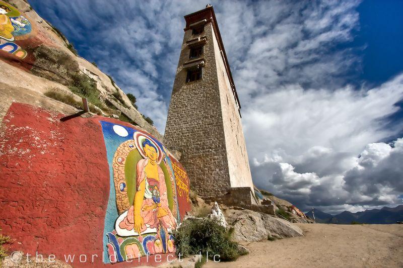 Sera Monastery. Lhasa, T<br /> Ibet