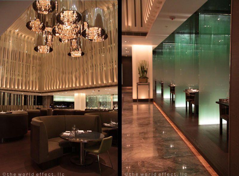 Hong Kong - Mira Restaurant