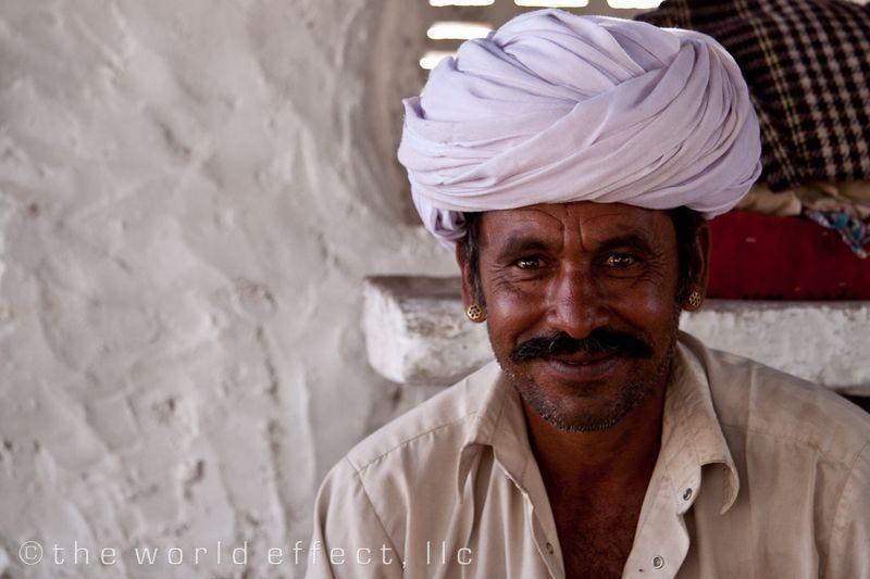 Rajasthanian Farmer