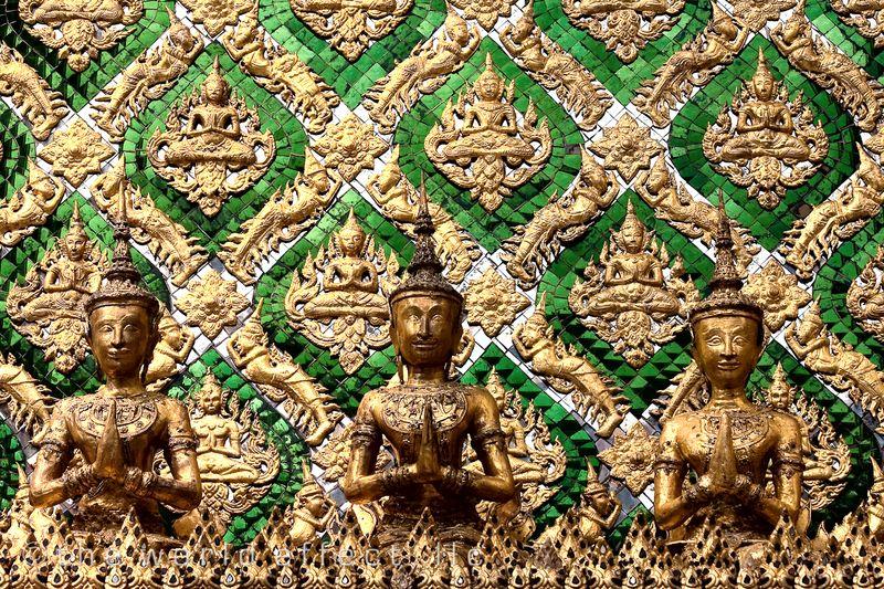Bangkok, Thailand - Wat Phra Kaew