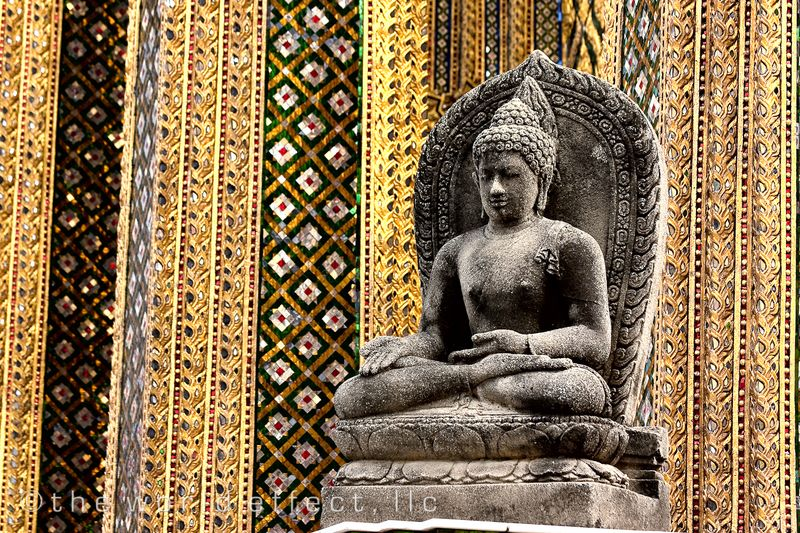 Bangkok, Thailand - Wat Phra Kaew 4