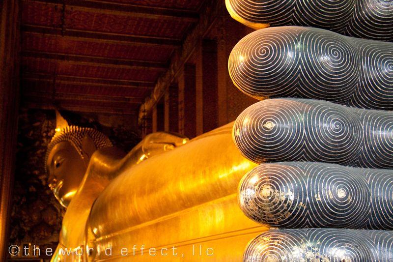 Bangkok, Thailand - Reclining Buddha