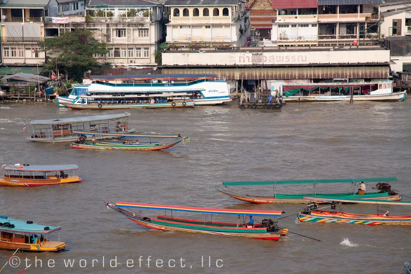 Bangkok, Thailand - Chao Phraya River