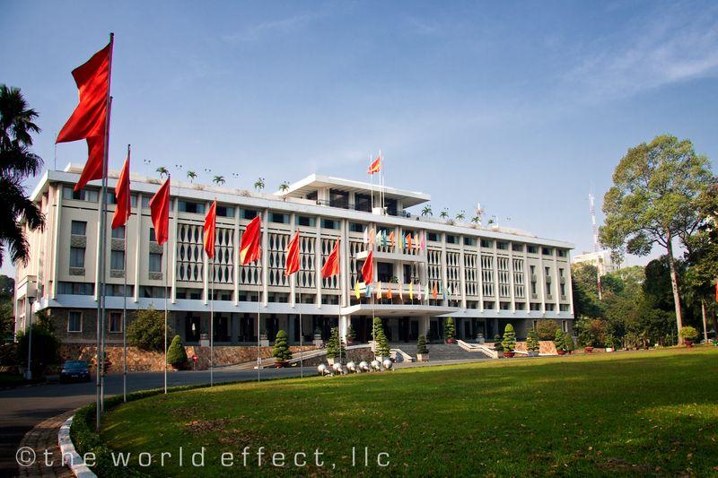 Ho Chi Minh City, Vietnam - Reunification Palace