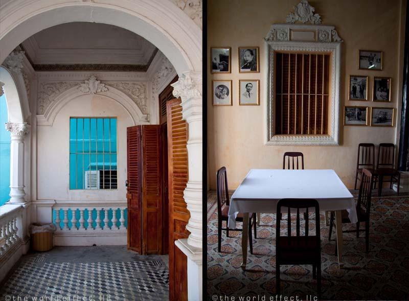 Marguerite Duras' childhood home Mekong Delta, Vietnam