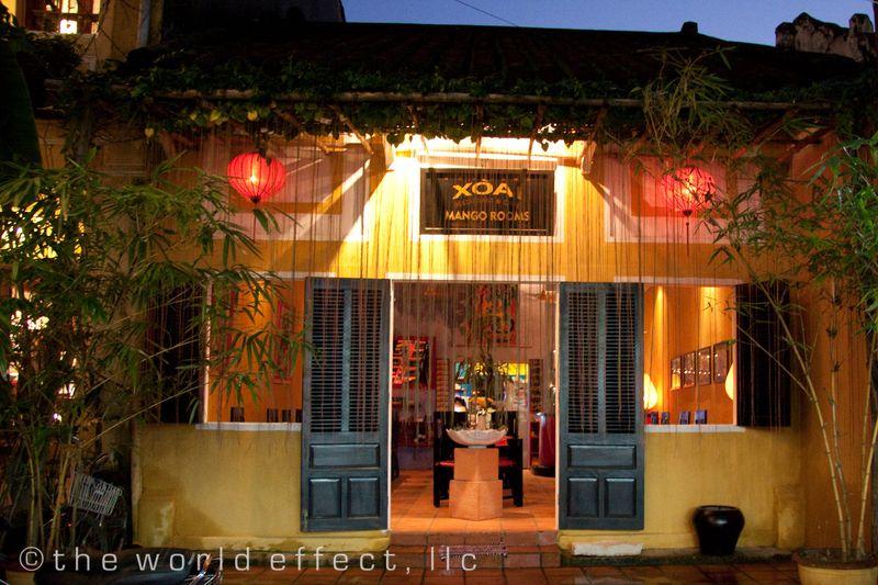Mango Room. Hoi An, Vietnam