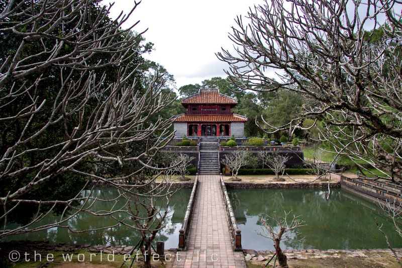 Hue, Vietnam - Royal Tombs