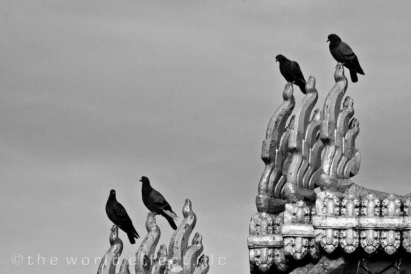 Royal Palace. Phnom Penh, Cambodia