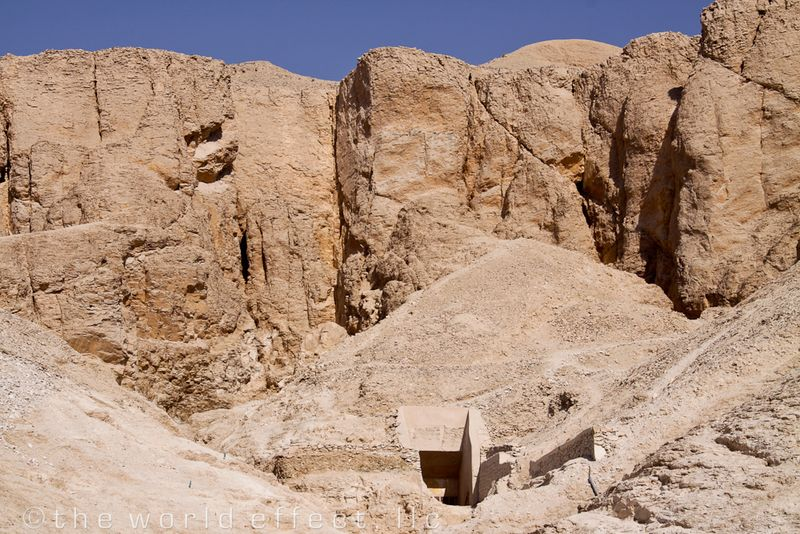 Valley of the Kings. Luxor, Egypt