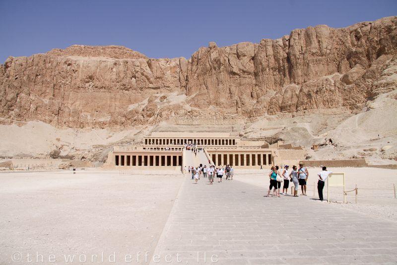 Al-Deir Al-Bahari Temple