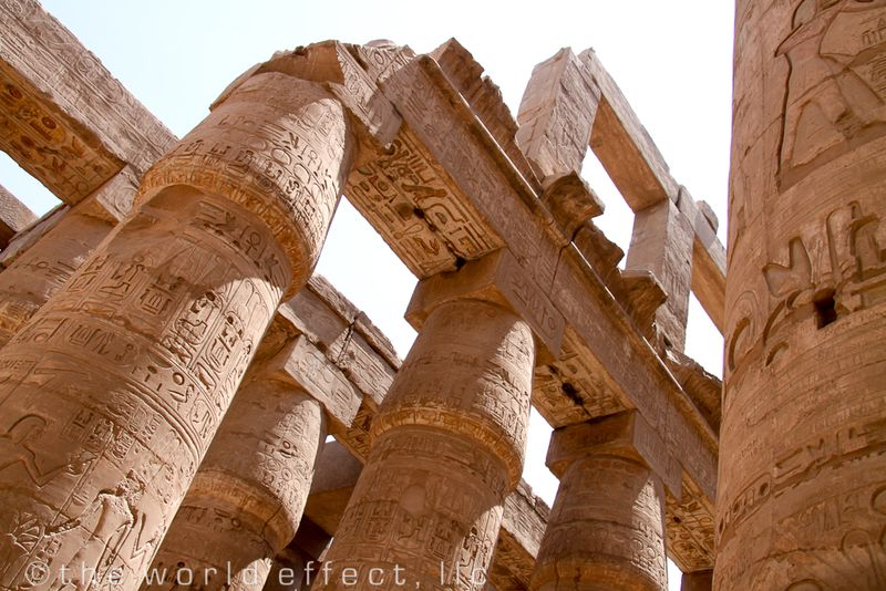 The Karnak Temple