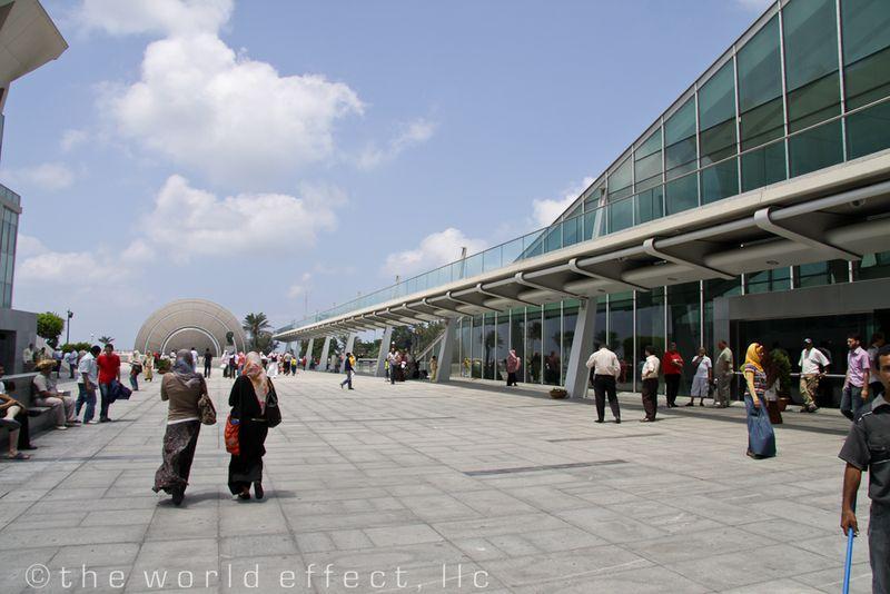 Alexandria, Egypt - Bibliotheca