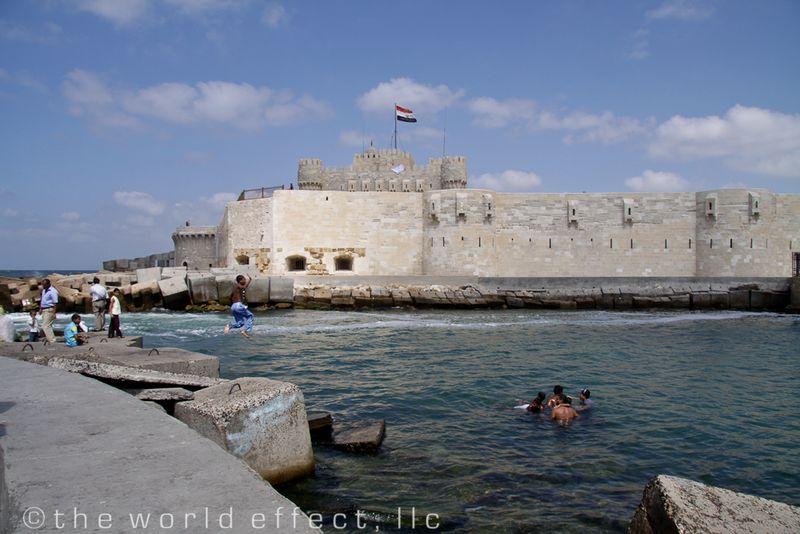 Alexandria, Egypt - Citadel