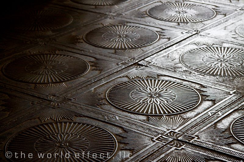 Moscow, Russia - Floor in Saint Basil's