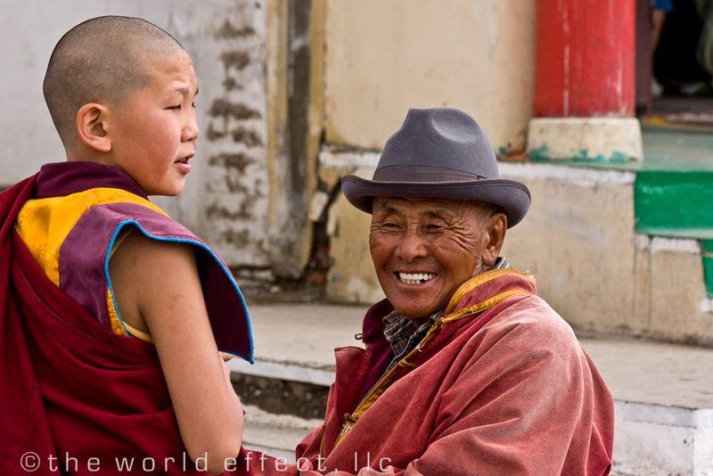 Smiles in Ulaanbaatar, Mongolia