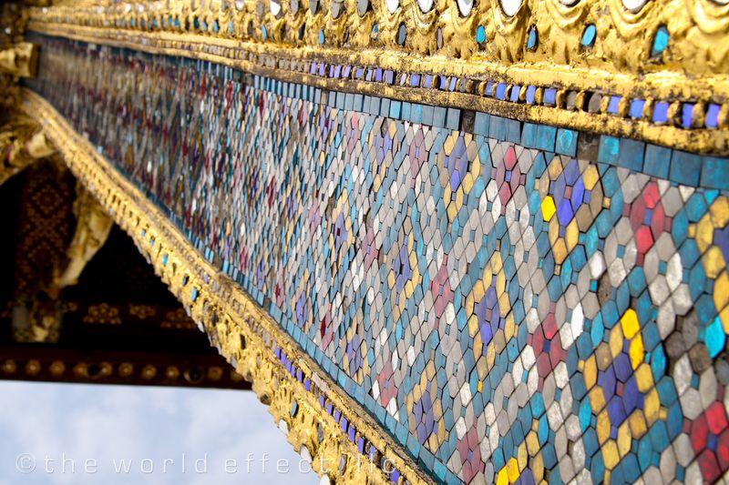 Bangkok, Thailand - Wat Phra Kaew 3