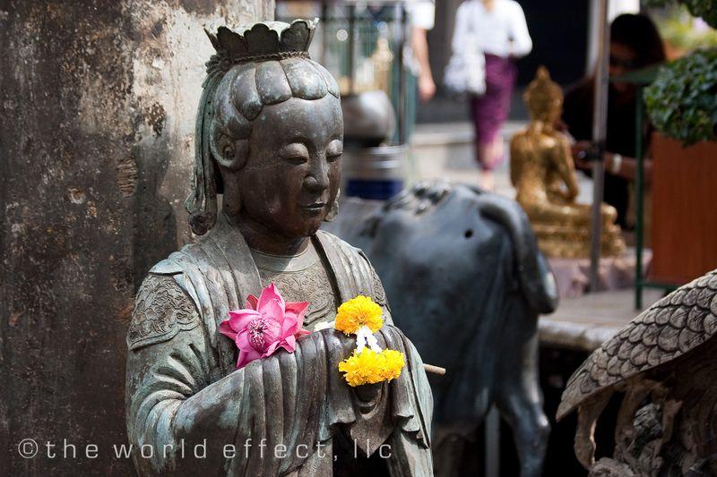 Bangkok, Thailand - Wat Phra Kaew 5