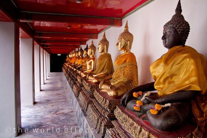 Bangkok, Thailand - Wat Mahathat
