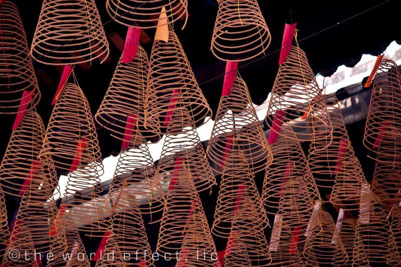 Thien Hau Pagoda: Ho Chi Minh City, Vietnam