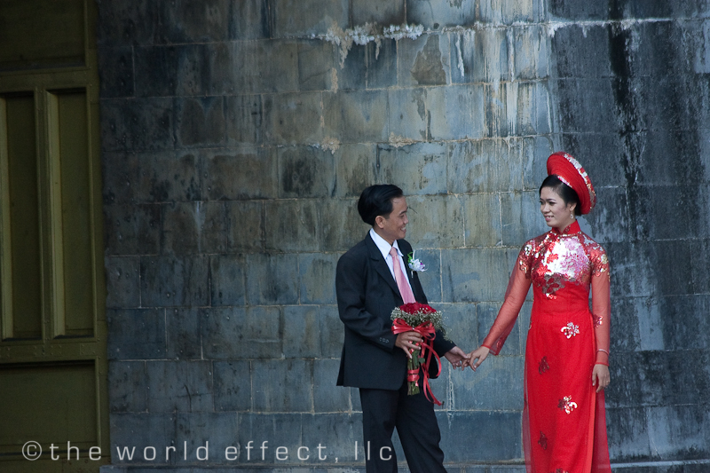 Hue, Vietnam - Wedding pictures