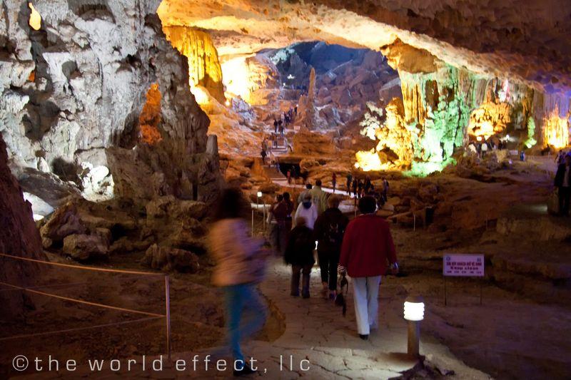 Ha Long Bay, Vietnam - Cave