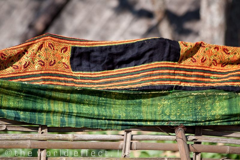 Sapa Vietnam - Sapa textiles