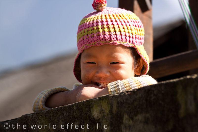Sapa Vietnam - Village Child