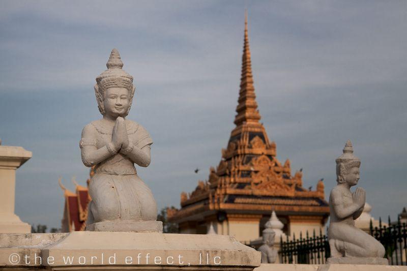Phnom Penh, Cambodia - Royal Palace